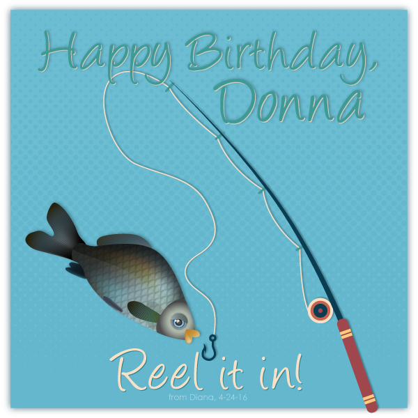 Happy Birthday, Donna (April 24th)