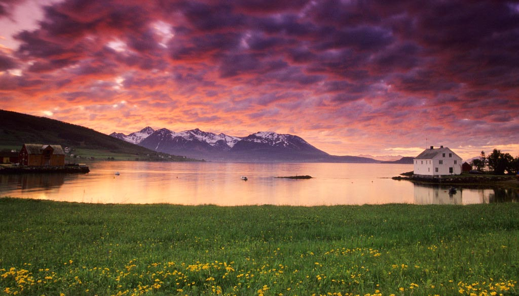Midnight Sun - Harstad